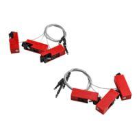EZ Panel Loc™ Clamp-On Breaker Lockout-065810