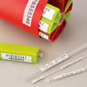 Labels voor rietjes en staafjes