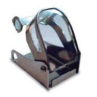 Couvercle de sécurité pour bouton poussoir - CEI-Butt Saf Cover for butt  IEC 22.5mm