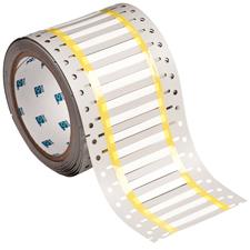 Für hohe Temperaturen geeignete PermaSleeve Schrumpfschläuche zur Kabelkennzeichnung-2HT-125-2-WT-S