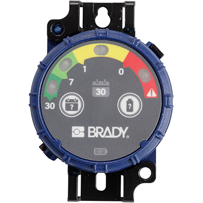 Minuteur d'inspection Brady