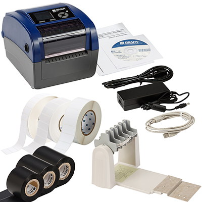 Imprimante BBP12 - 300dpi -  Kit labo EU-BBP12-LAB Kit-EU