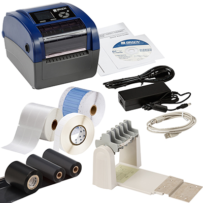 BBP12-labelprinter - 300 dpi - Electrical kit EU-BBP12-ELEC Kit-EU