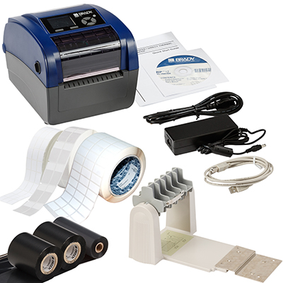 BBP12 Label printer 300 dpi - Datacom Kit - EU-BBP12-DATA Kit-EU