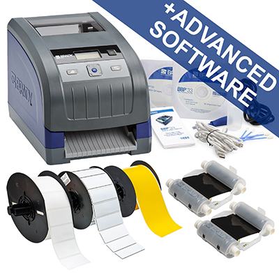 BBP33 Label Printer EU production starter kit