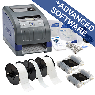 BBP33 Label Printer UK laboratory starter kit