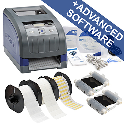BBP33 Label Printer UK electrical-datacom starter kit
