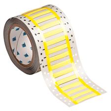 Hitzebeständige PermaSleeve Schrumpfschläuche zur Kabelkennzeichnung-2HT-125-2-YL-S