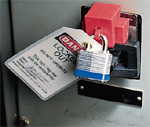 Oversized 480-600 Breaker Lockout Device-065321