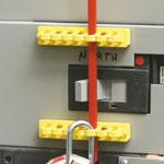 480-600V Breaker Lockout Kit<HeaderFootnote>*</HeaderFootnote>-090891