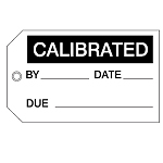 Quality & Material Control Tags - Calibrated-256513