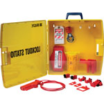 Portable Lockout Station-811217