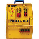 Station de cadenas portable-811218