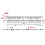 LaserTab Laser Printable Labels-LAT-23-773-2.5