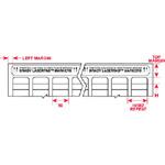 LaserTab Labels-LAT-38-799-1