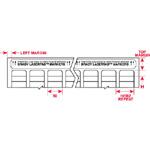 LaserTab Labels-LAT-38-799-2.5