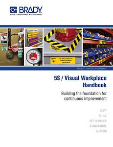 5S / Visual Workplace Handbook | BradyID com
