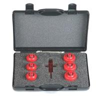 Industry Insulation Plug Set DII & DIII-850958