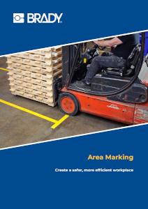 Area Marking Catalogue - English