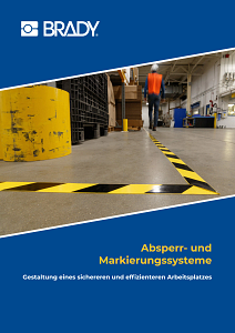 Area Marking Catalogue - German