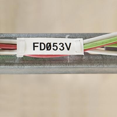 Polyethylene Tag for the BBP33 Printer-B33-7597W-2050