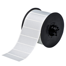 For secure identification that indicates if it has been tampered with. B-438 tape leaves a