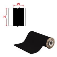 BBP85 Tape B-7569 250mm Black-B85-250x15M-7569BK