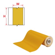 BBP85 Tape - Vinyl 250 mm Gold-B85-250x15M-595-GD
