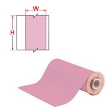 BBP85 Tape B-569 250mm Pink-B85-250x15M-569-PK