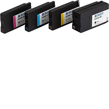BradyJet J5000 Inktcartridges