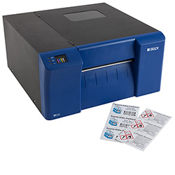 BradyJet J5000 Labels