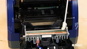 How to clean BBP30 or BBP33 printer