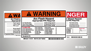 How-to create arc flash labels on your BBP31 printer