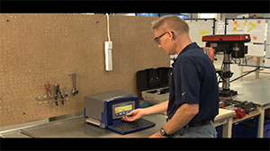 Overview video for BBP31 Label Printer