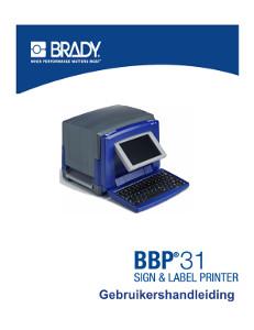 BBP31 User Guide - Dutch