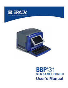 BBP31 User Manual