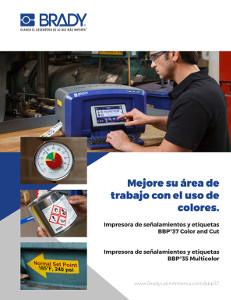 Impresora de señalamientos y etiquetas BBP35 / BBP37
