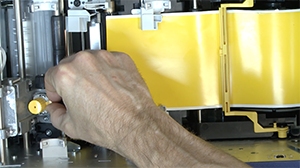 BBP37 Printer How to Adjust Cutter Depth and Replace the Blade Video