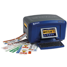 BBP37 Multicolour & Cut Sign & Label Printer