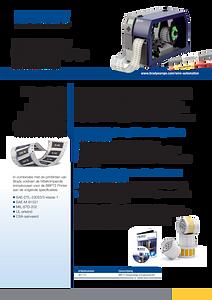 BBP72 Datasheet - Dutch