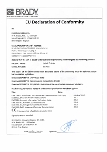 BBP85 - CE Document - English