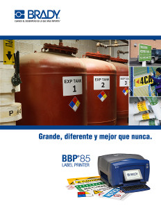 BBP85 Folleto