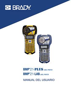 Manual BMP21-LAB