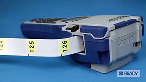 Overview video for BMP41 Label Printer