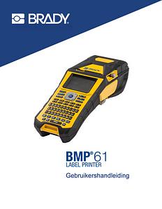 BMP61 User Guide - Dutch