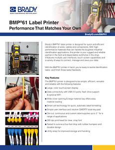 BMP61 Info Sheet