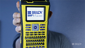 Overview video for BMP61 Label Printer