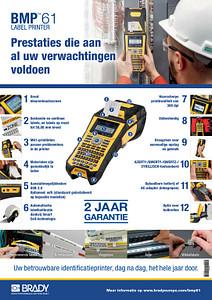 BMP61 Poster in A2 - Dutch