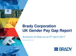 UK Gender Pay Gap Report - English