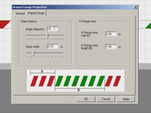 Brady MarkWare Software Oil Gauges Video